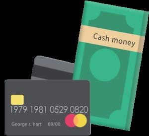 有信用卡就能換現金